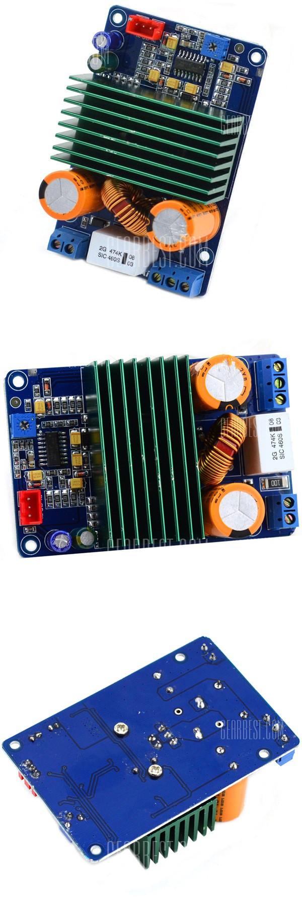 Multifunctional 250W Single Mono Channel D Class HiFi Digital Amplifier Board