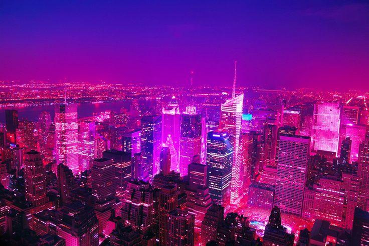 New York Aesthetic Pink New York Wallpaper City Aesthetic York Wallpaper