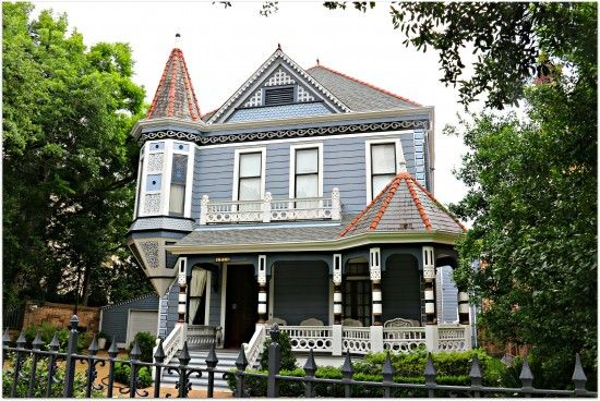 5718 St. Charles Ave. Home,The Victorian
