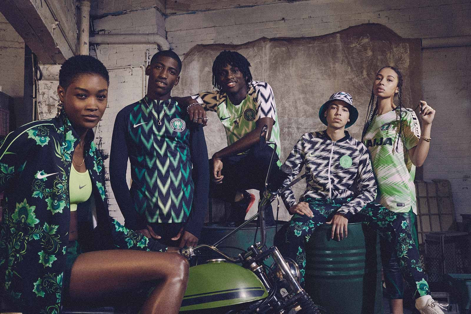 Nike S Nigerian World Cup Jersey Breaks Pre Order Records With Images World Cup Jerseys World Cup Kits Football Fashion
