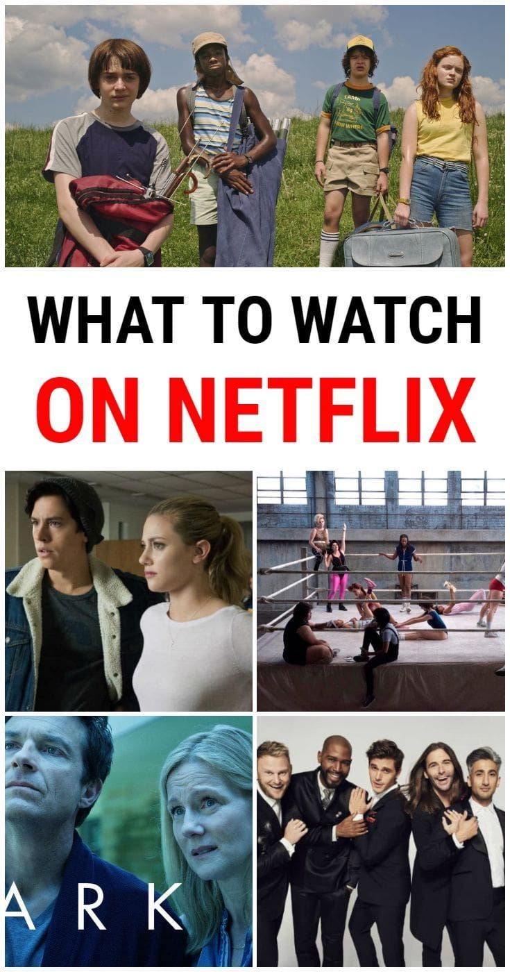 Wondering what to watch on Netflix? There are so many