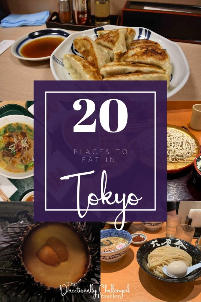 Where To Eat In Tokyo Japan In 2020 Food Guide Travel Food Places To Eat