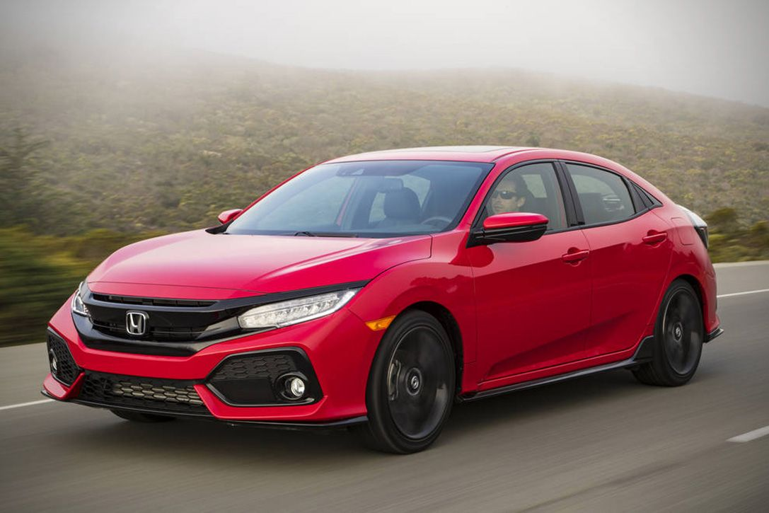 25 Best Vehicles You Can Buy Under 50,000 Honda civic