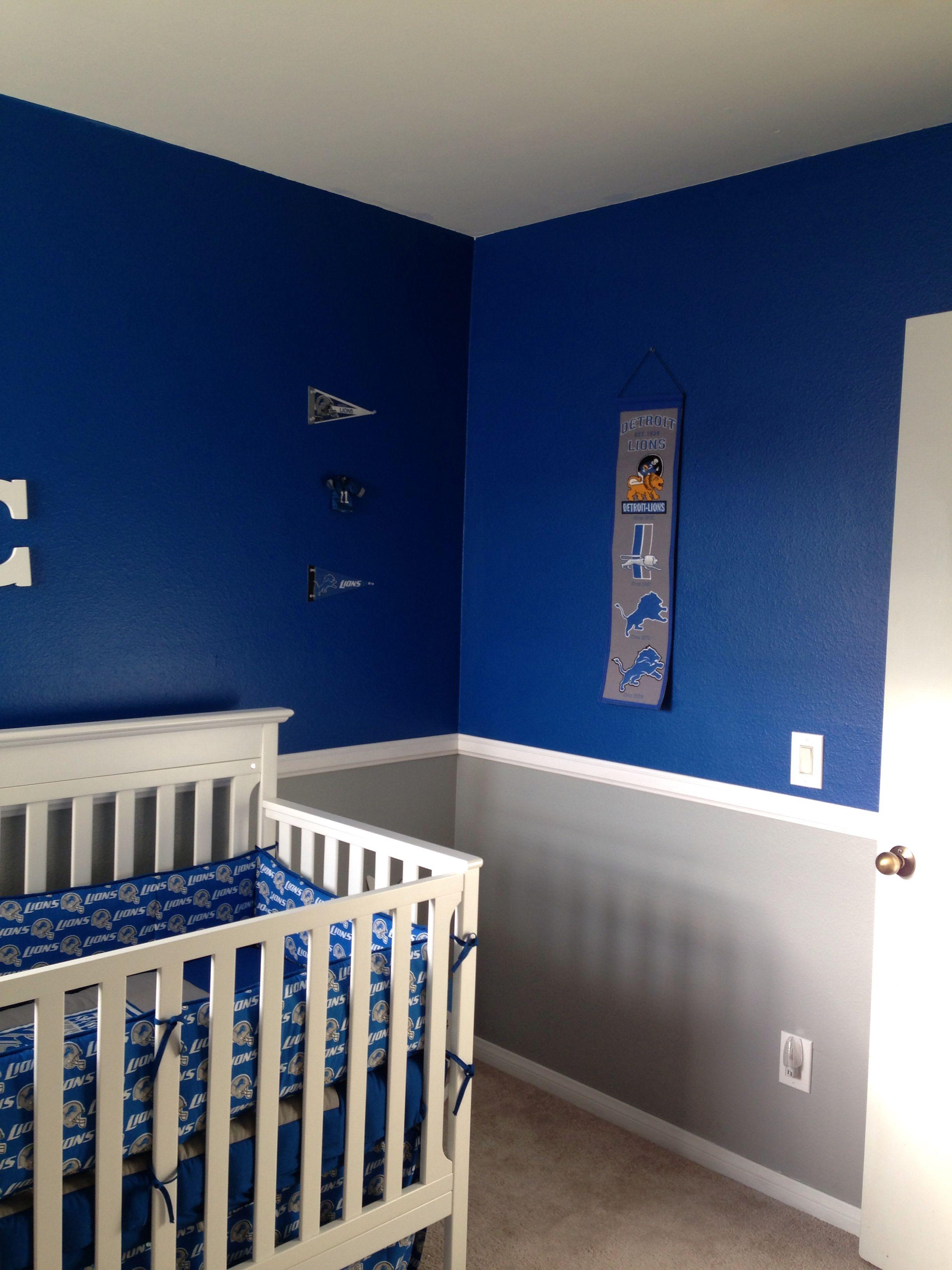Detroit Lions Nursery Lion Nursery Crib Bedding Boy
