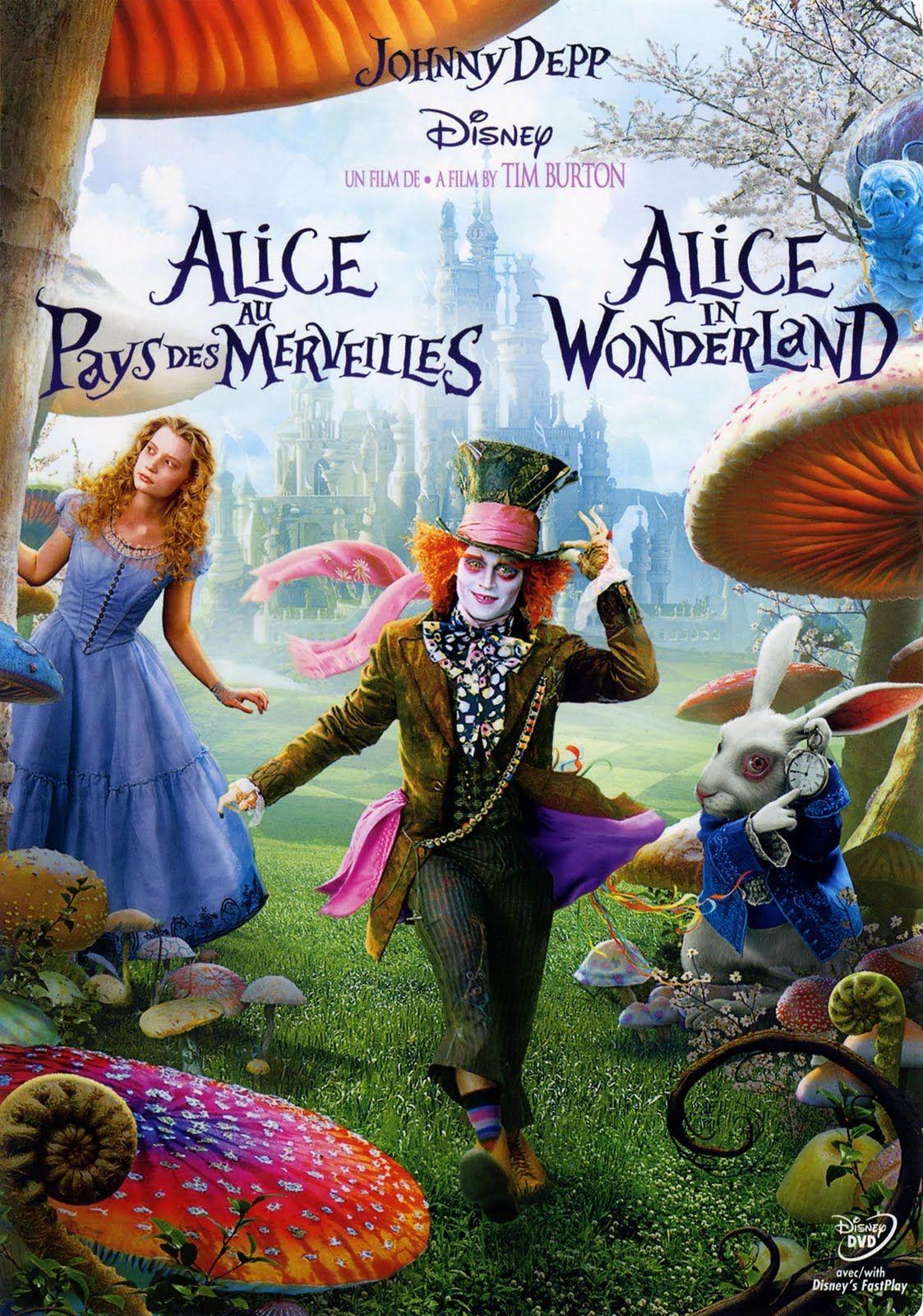 Disneysoul Com Disney Alice Adventures In Wonderland Johnny Depp