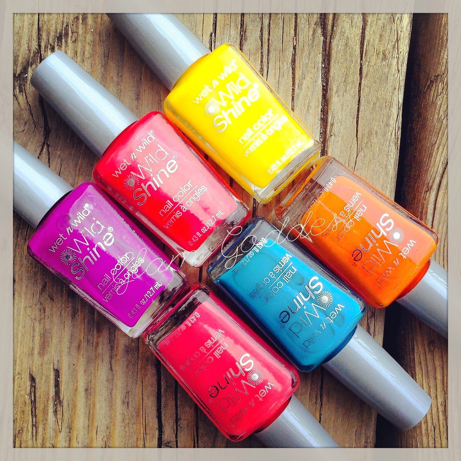 wnw spring 2013 nail collection