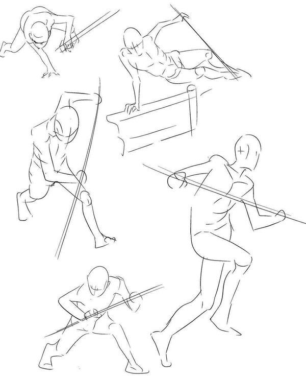 Anatomia E Expressao Corporal Perspective Sketch Pose Reference Drawing Reference Poses