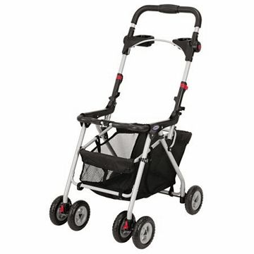 Graco Snugride Infant Car Seat Carrier Stroller Frame ...