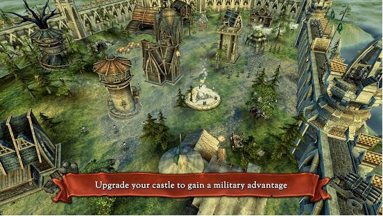 Hex Commander Fantasy Heroes v4.4 Mod Money Apk Free