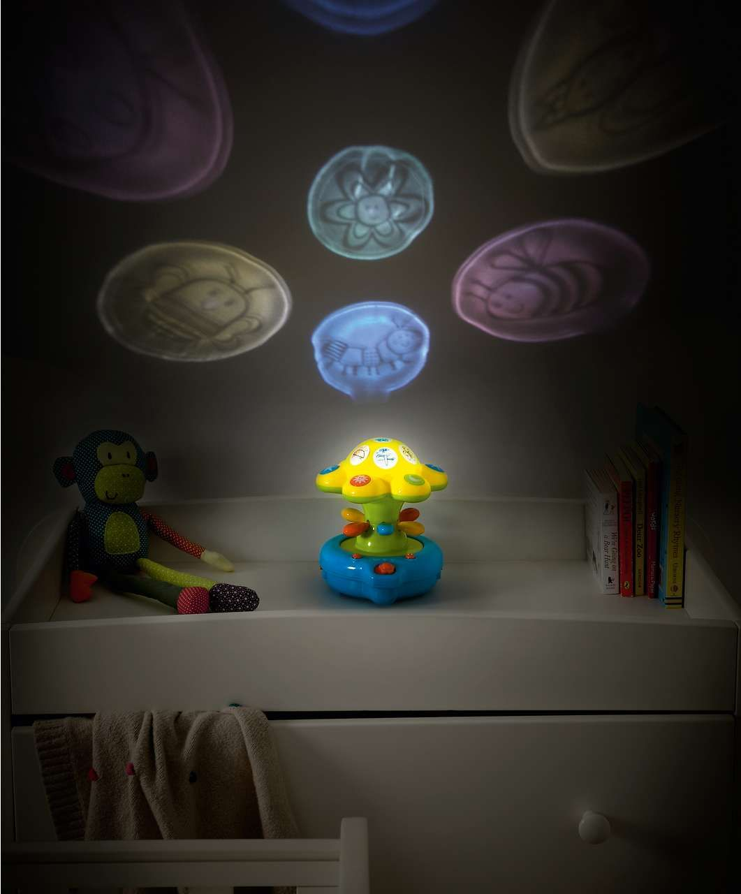 Baby Musical Night Light Musical Night Light Projector Babyplay Mamas And Papas