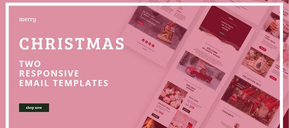 merry-christmas-email-template email templates Pinterest - merry email template