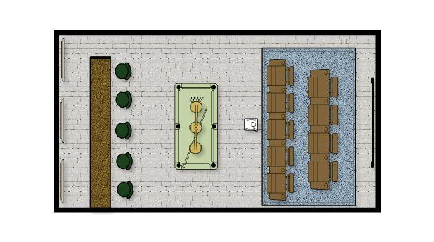 mancave designs   Man Cave Designs - Floor Plan, Decor, and Design ...