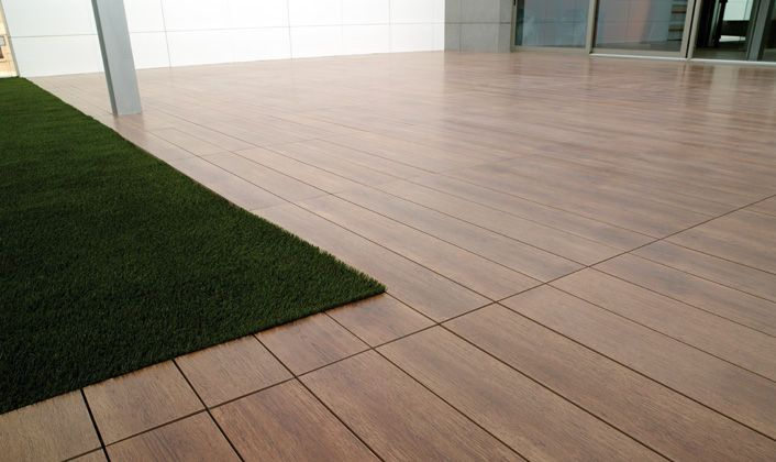 Suelo t cnico para exterior butech gardening pinterest - Suelo tecnico exterior ...
