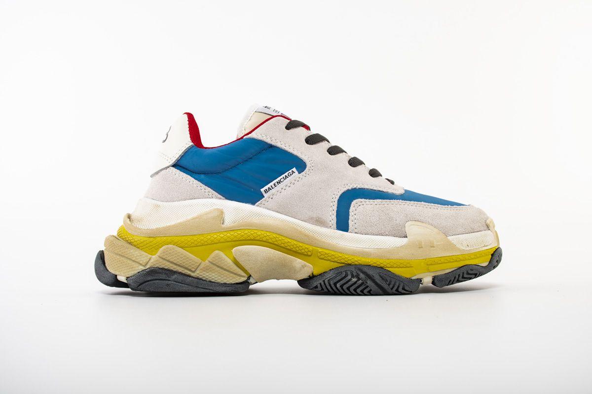 balenciaga triple s kopen fila schoenen