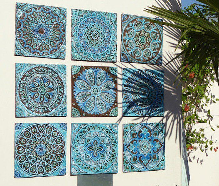 Jardin méditerranéen : 90 idées pleines de soleil | Pinterest