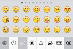 Use Emoji On Your Iphone Ipad And Ipod Touch Emoji Emotional Intelligence Emoticon Keyboard
