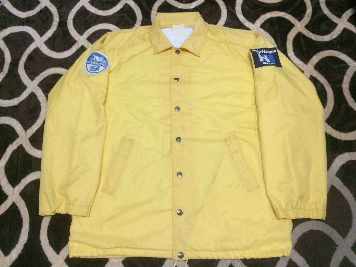 ca630d5b3 Vintage HELLY HANSEN sea life sailing gear coach jacket Size US L   EU 52-54    3