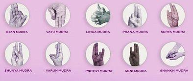 Guía de principiantes para MUDRAS Yoga - Get HealthySexyHappy