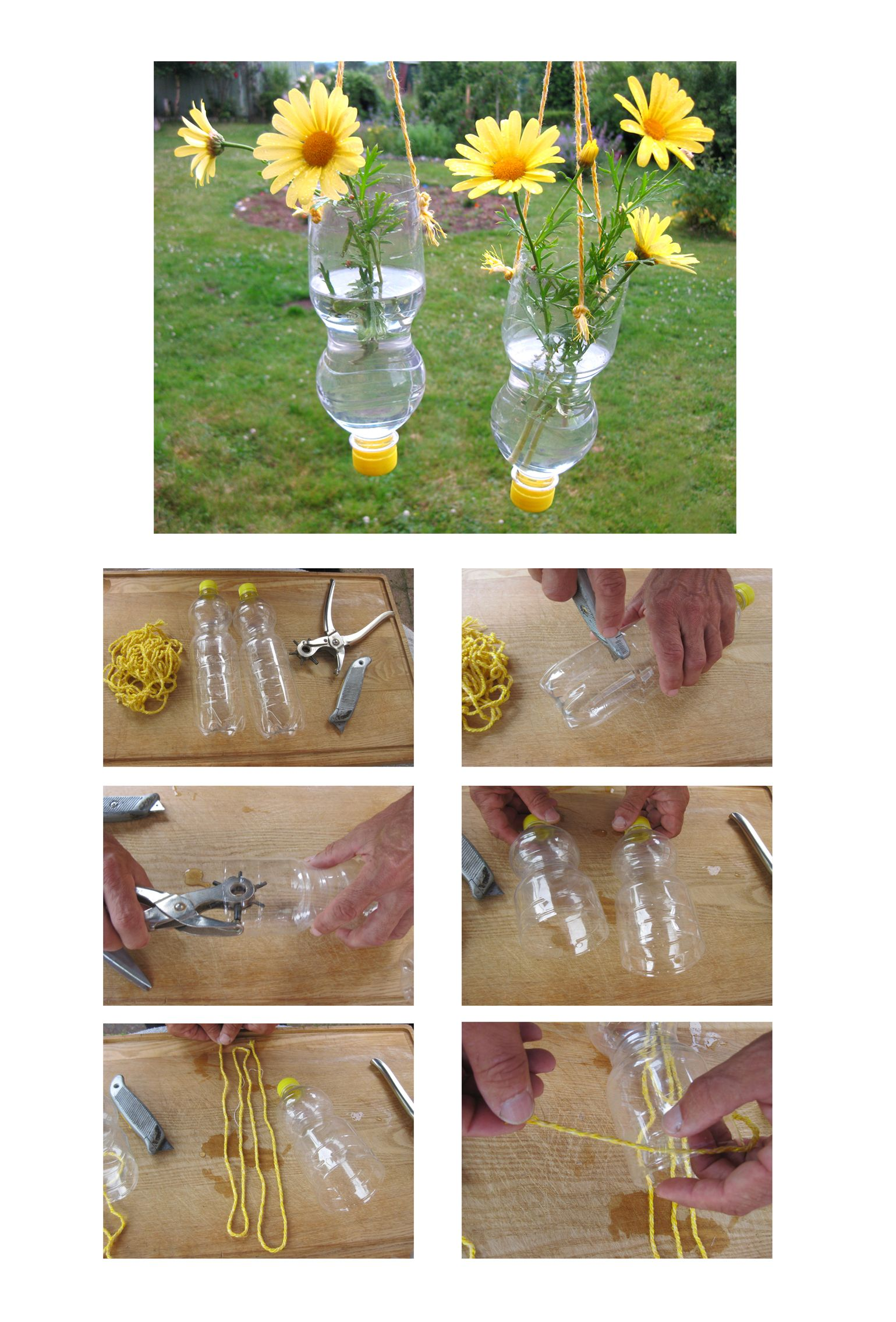 Recycling Ideen Fur Plastikflaschen Upcycling Ideen Mit