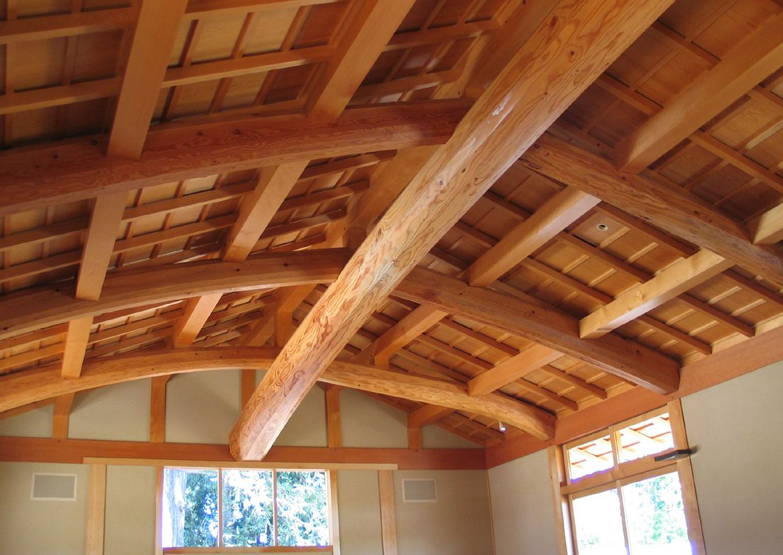 Roof Joinery Architecture Details Japanese Joinery Japanese