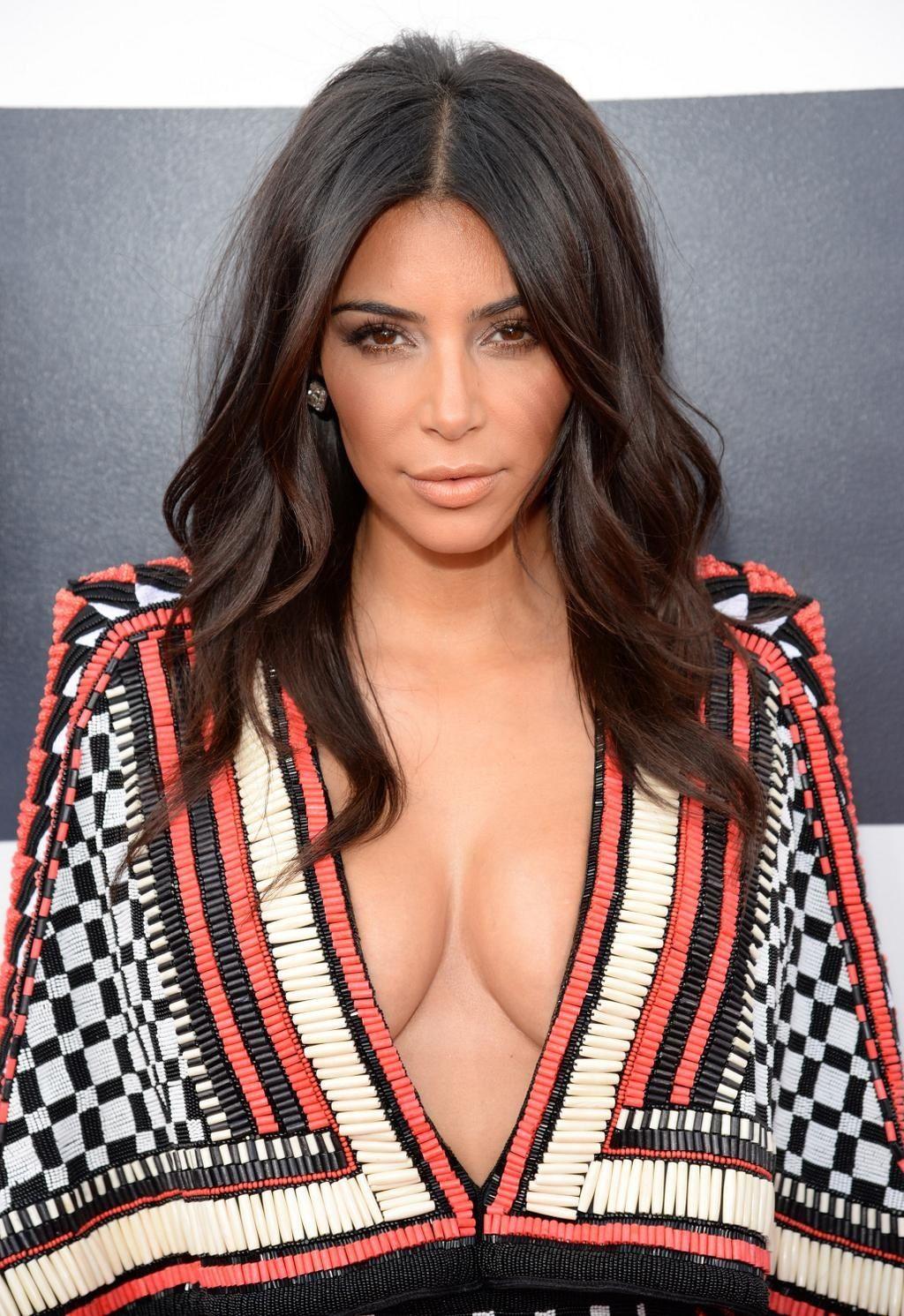 VMA's 2014 Kim Kardashian West | Haarschnitte in 2019 ...