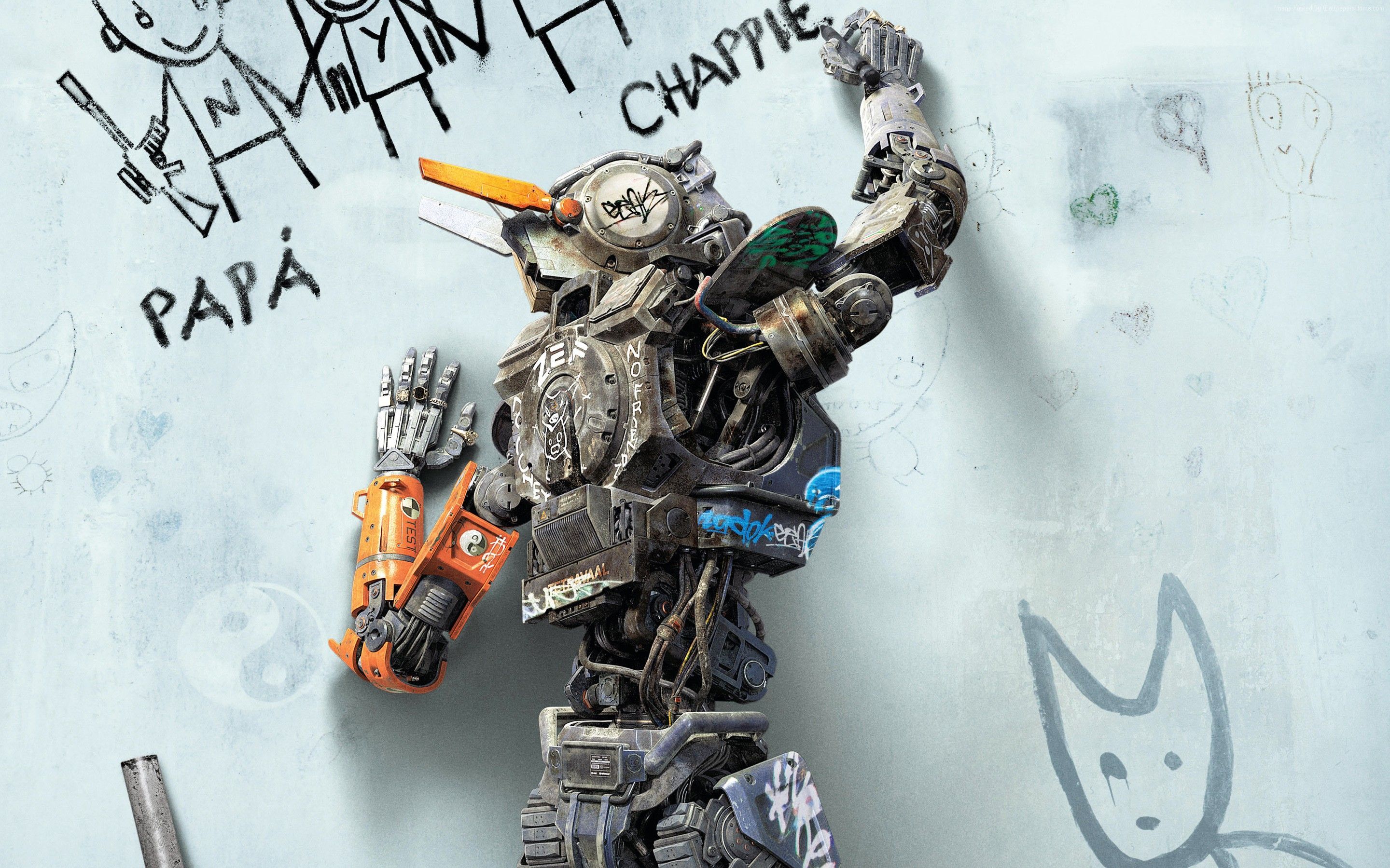 robots high resolution wallpapers collection