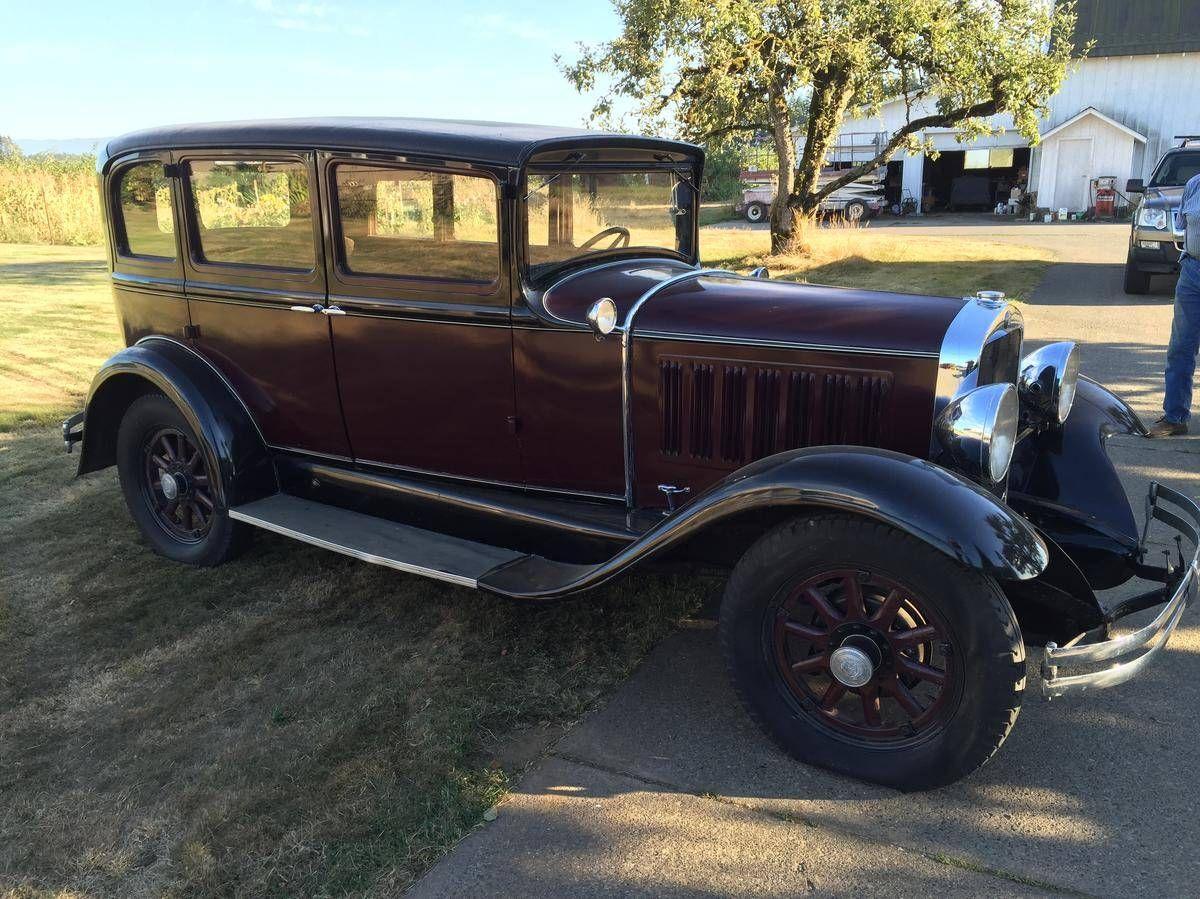 1930 studebaker dictator for sale 1880642 hemmings motor news
