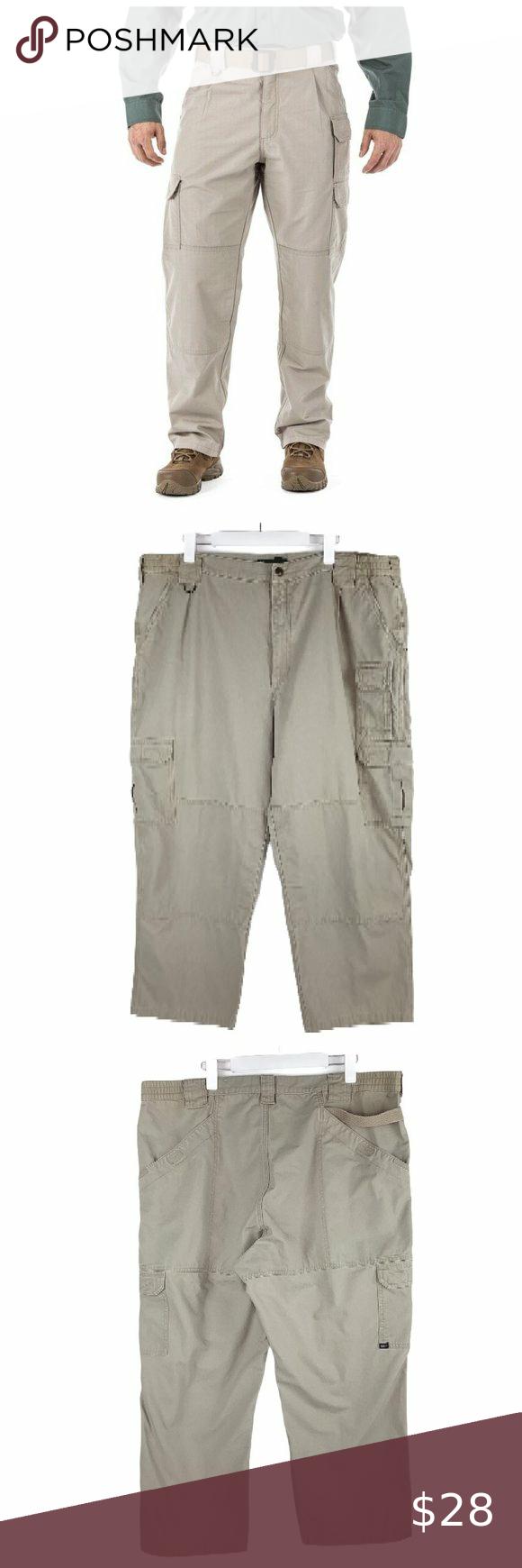 5.11 Women/'s Tactical Pants 100/% Cotton Khaki NWT Size 6