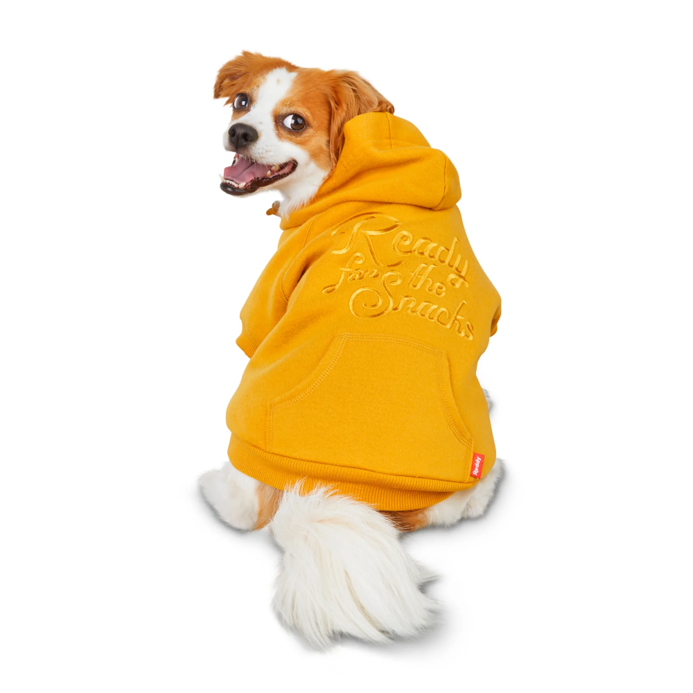 Reddy Ready For The Snacks Dog Hoodie X Small Petco In 2020 Dog Hoodie Petco Dog Clothes