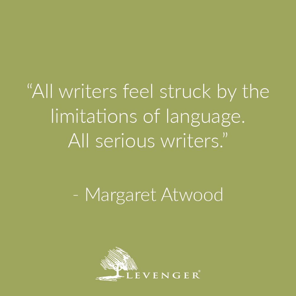 """""""All writers feel struck by the limitations of language. All serious writers."""" - Canadian poet, novelist, literary critic, Margaret Atwood  Today we celebrate the author of #TheHandmaidsTale, Margaret Atwood, on her birthday. #QuoteoftheDay #margaretatwood"""