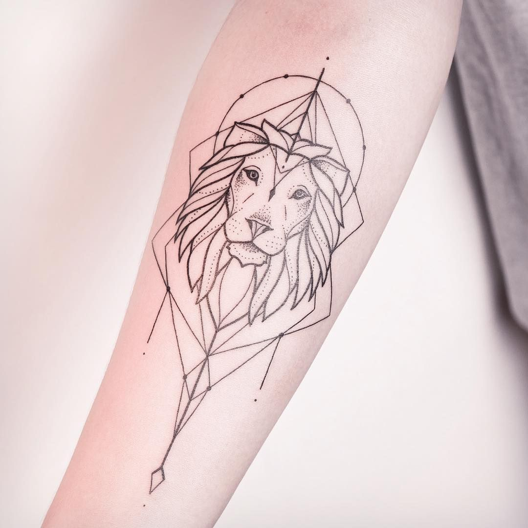 Unglaublich Tattoo Idee Frau Das Beste Von Still In Love With My Lions. ✣