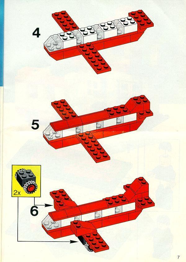 Legobasic0525005g Lego Instructions Pinterest Lego