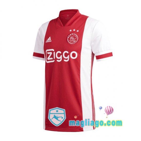Maglia AFC Ajax Uomo Prima 2020/2021   Maglia da calcio, Maglia ...