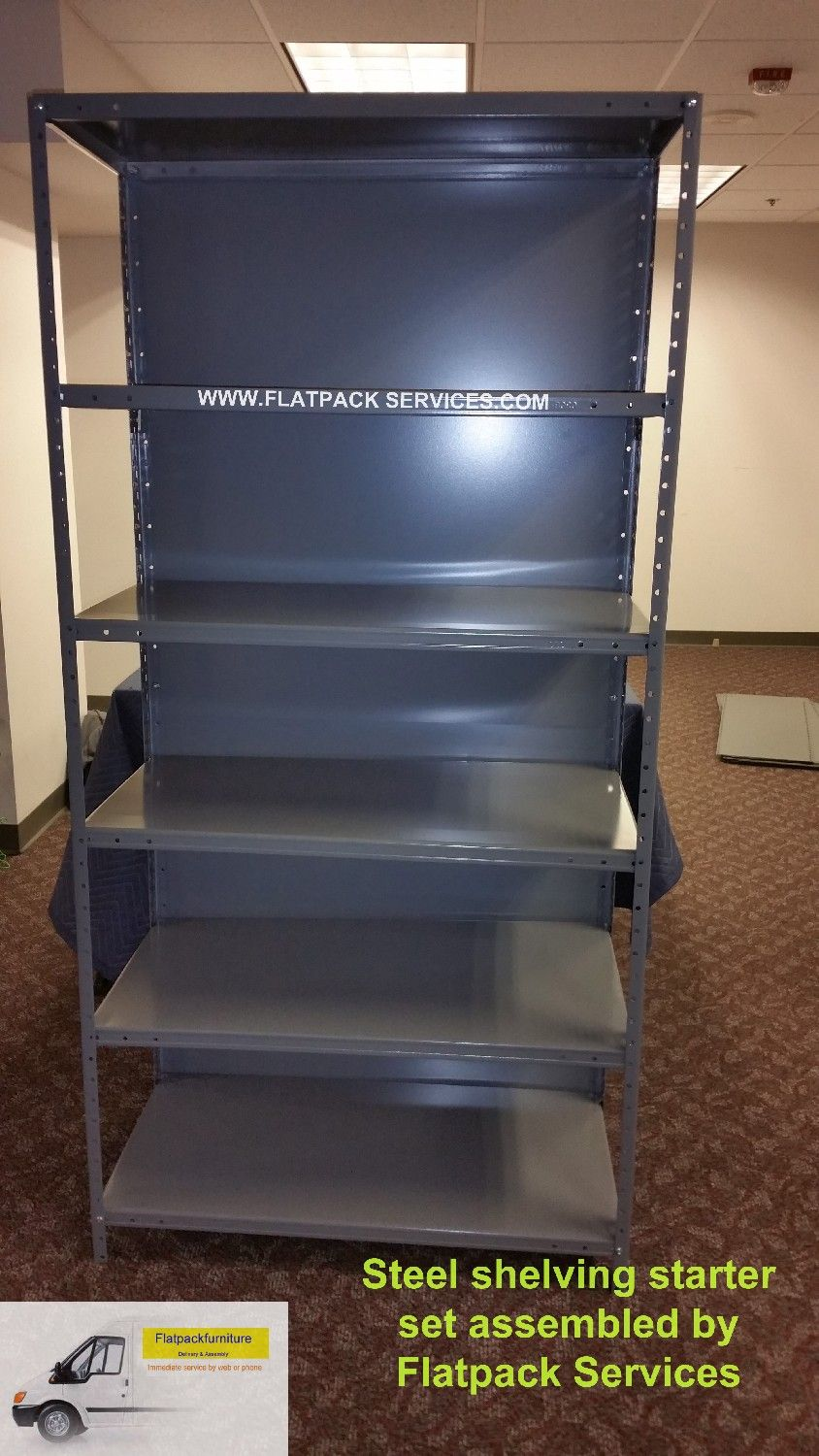 Triboro Starter Shelving Assembled By Flatpack Service 240 603 2781 Help  Assembling Furniture The 10 Best Furniture Assembly Services In Washington,  ...