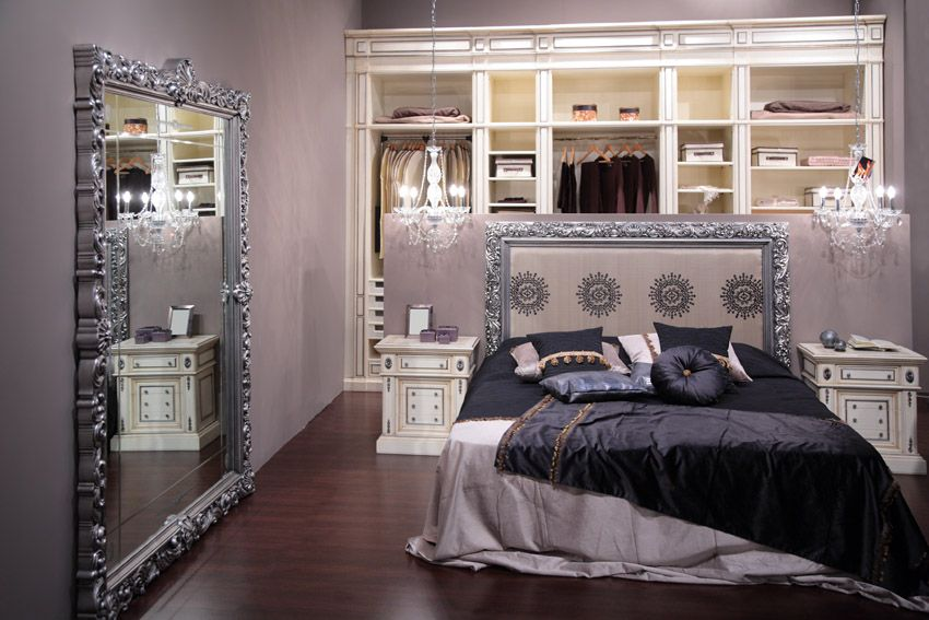 55 Custom Luxury Master Bedroom Ideas Pictures  Purple Bedrooms Classy Purple And Silver Bedroom Designs Inspiration Design