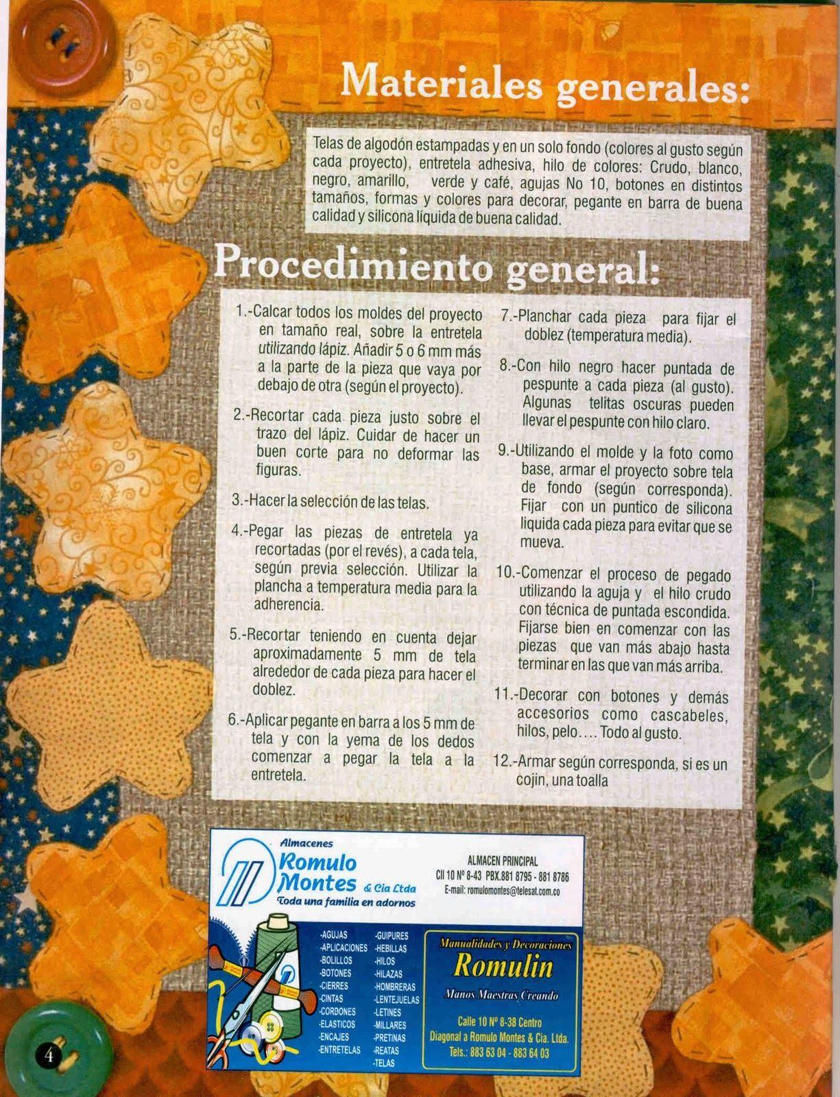 Revista De Patchwork Navideño Blog De Santa Clauss Revistas De Manualidades Manualidades Manualidades Navideñas