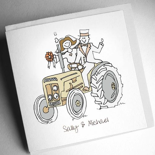 Farmer hand made personalized wedding cardsfarmer hand made personalized wedding cards   wenskaarten  . Personalized Wedding Cards. Home Design Ideas