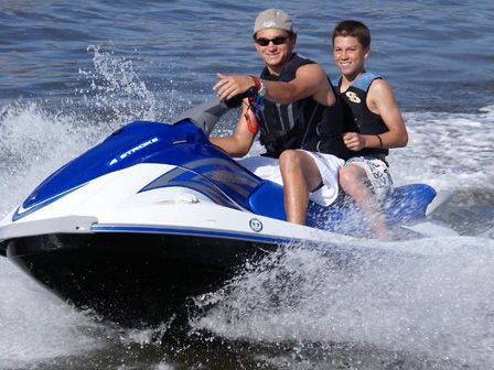 Beachsports Turnberry 2 - $89 for a 1-hour jet ski rental for up to two people (a $190 value) -- Sunny Isles