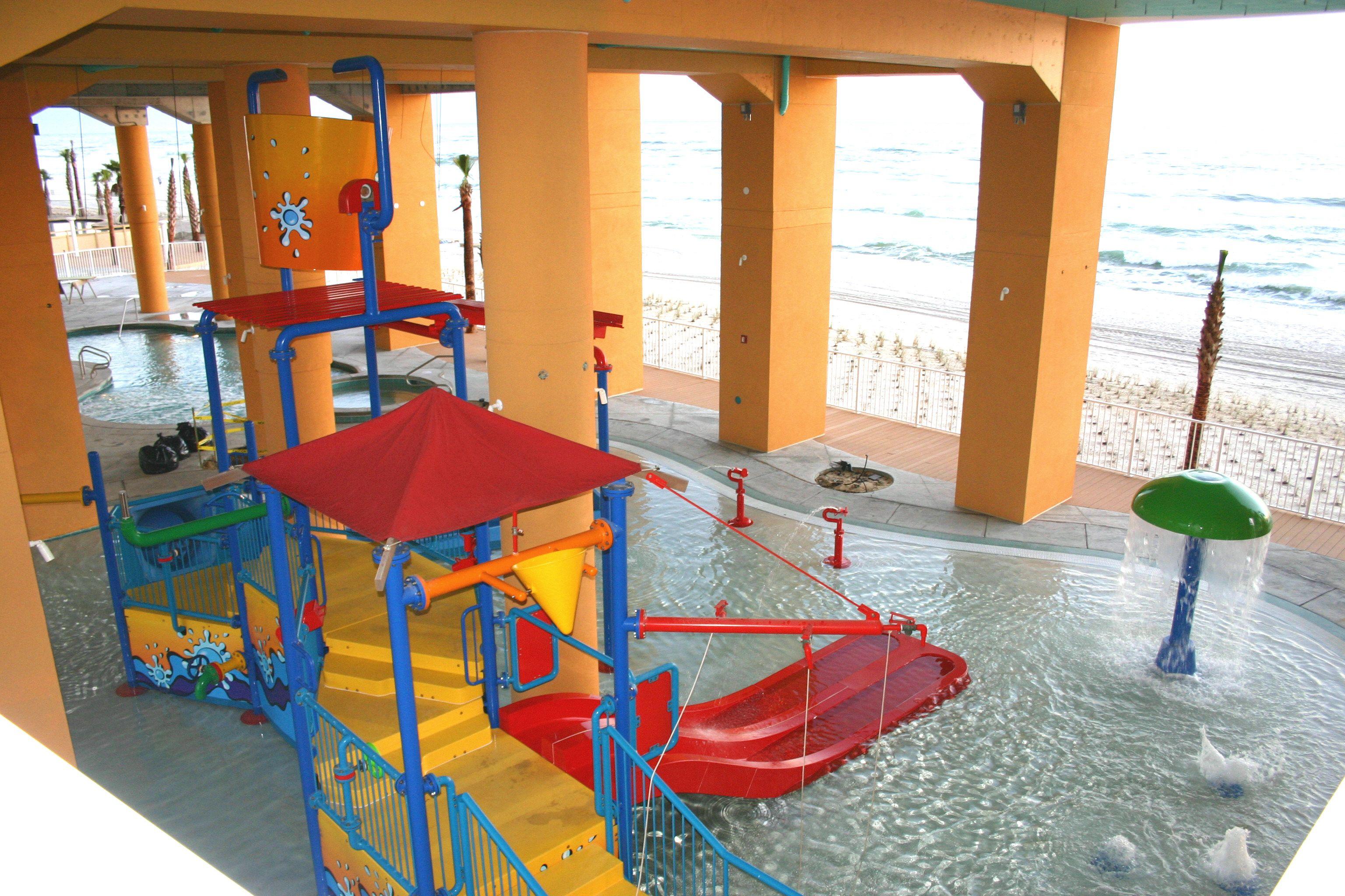 Splash Resort Amenities In Panama City Beach Florida