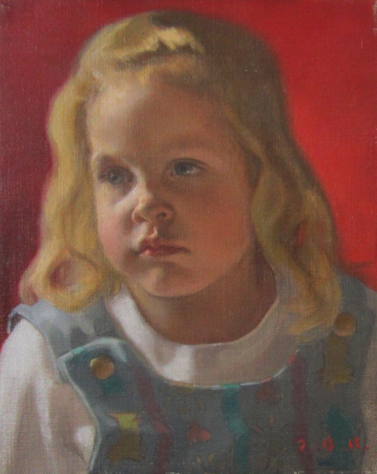Tom Root, 1958 | Portrait /Figurative painter | Tutt'Art@ | Pittura * Scultura * Poesia * Musica |