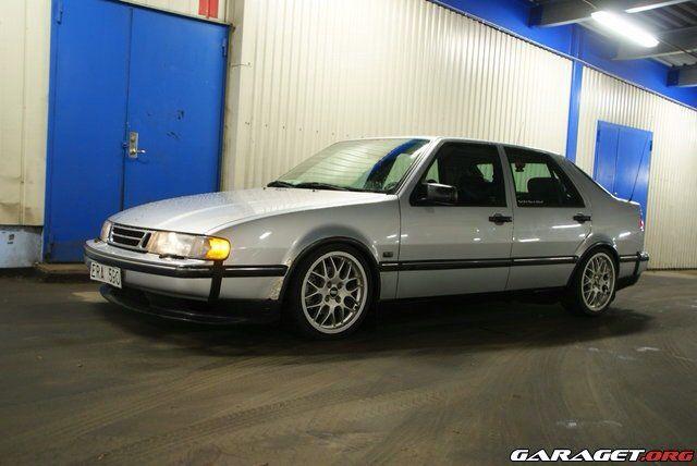 Garaget | Saab 9000 cse 2.0t (1998)