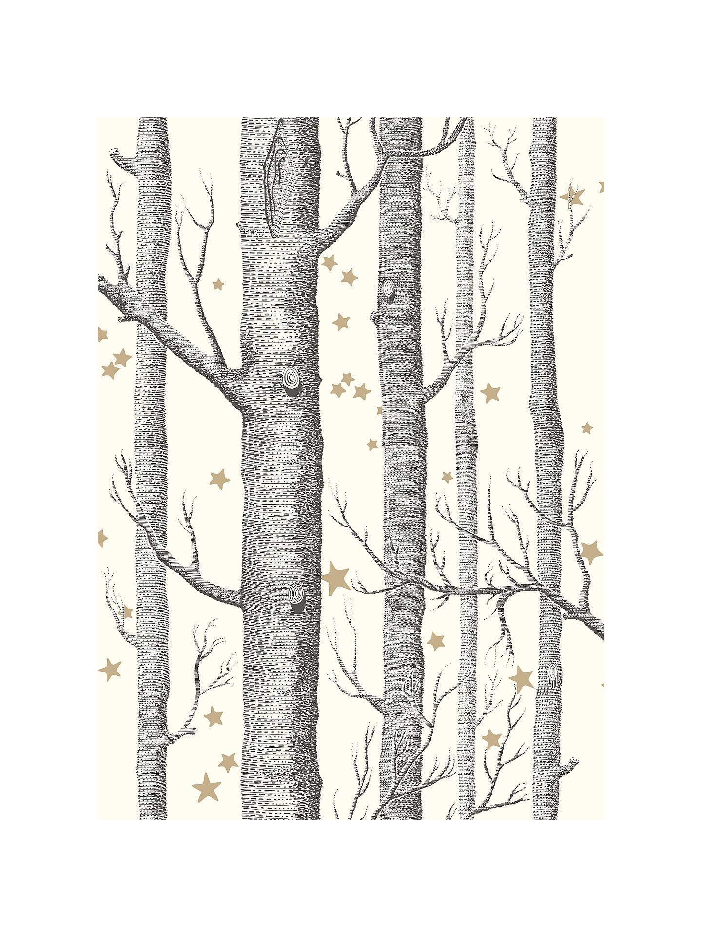 Cole & Son Woods & Stars Wallpaper, 103/11050 (With images