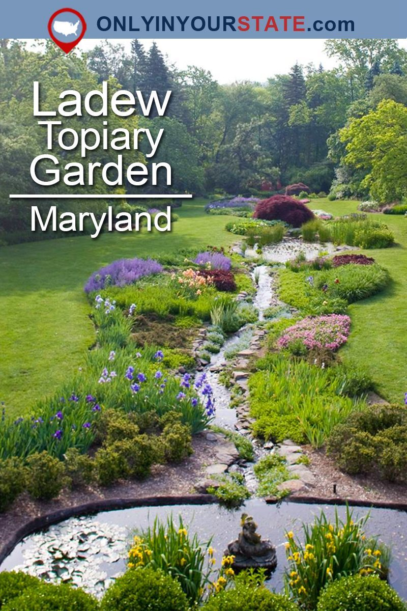 Best Time To Visit Ladew Gardens