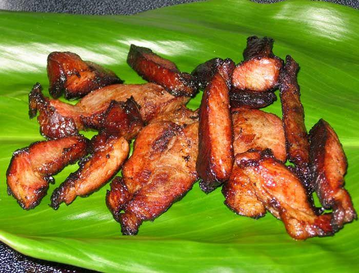 Big Island Style Smoked Meat Pork