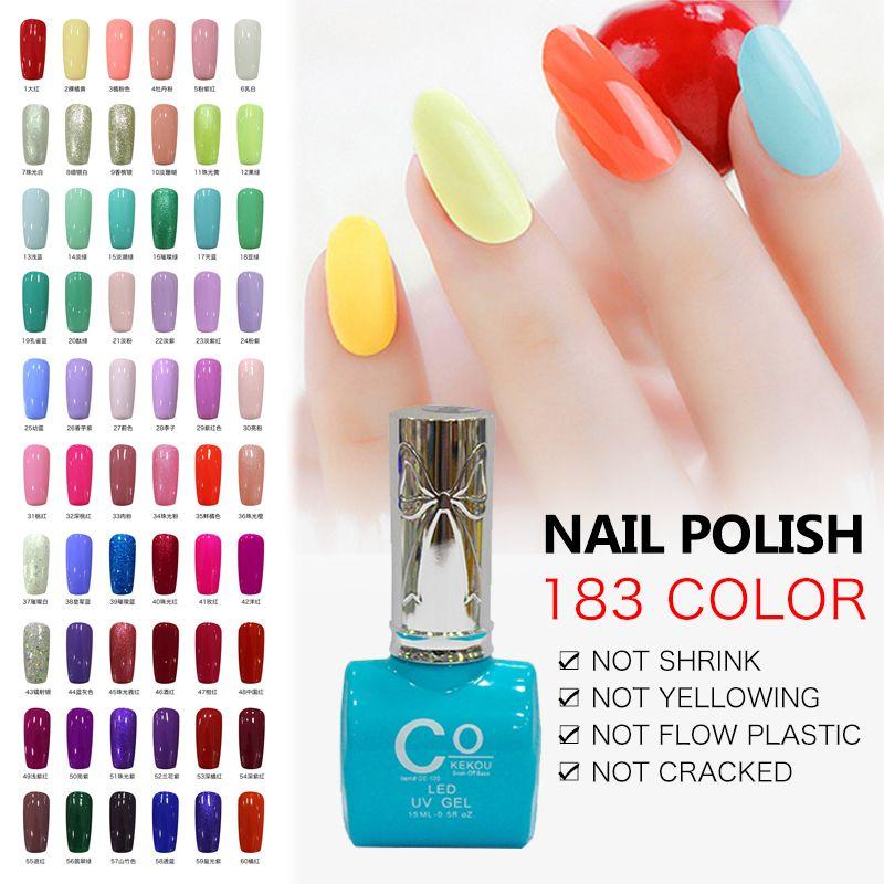 Cokekou Bobbi Nail Gel Removable Phototherapy Glue Tasteless Nail Polish Manicure Products Qq Nail Glue 12ml Gel Nail Polish Nail Polish Glue On Nails Qq Nails