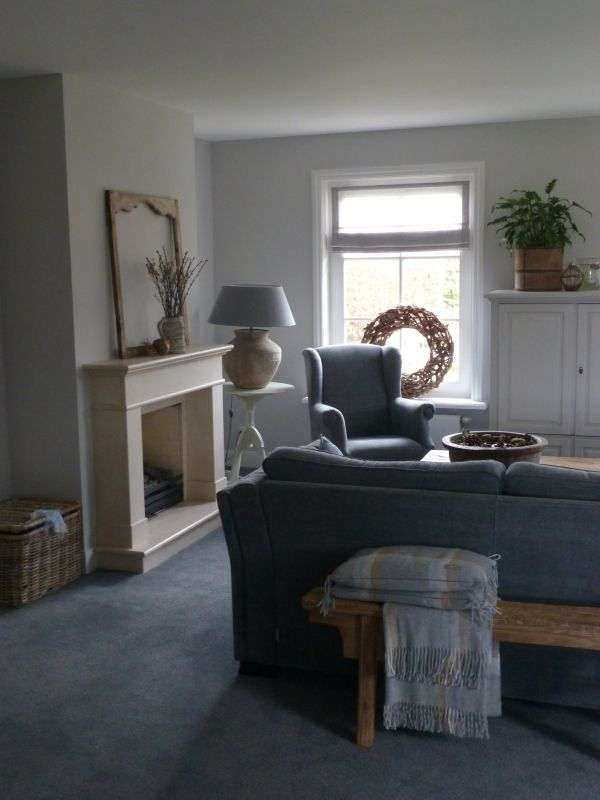 Binnenkijken interieur: Sober landelijk sober wonen | My Style ...