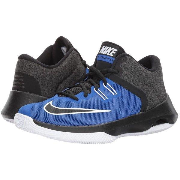 separation shoes 27645 c96e0 Nike Air Versitile II (Game Royal Black White) Women s Basketball.