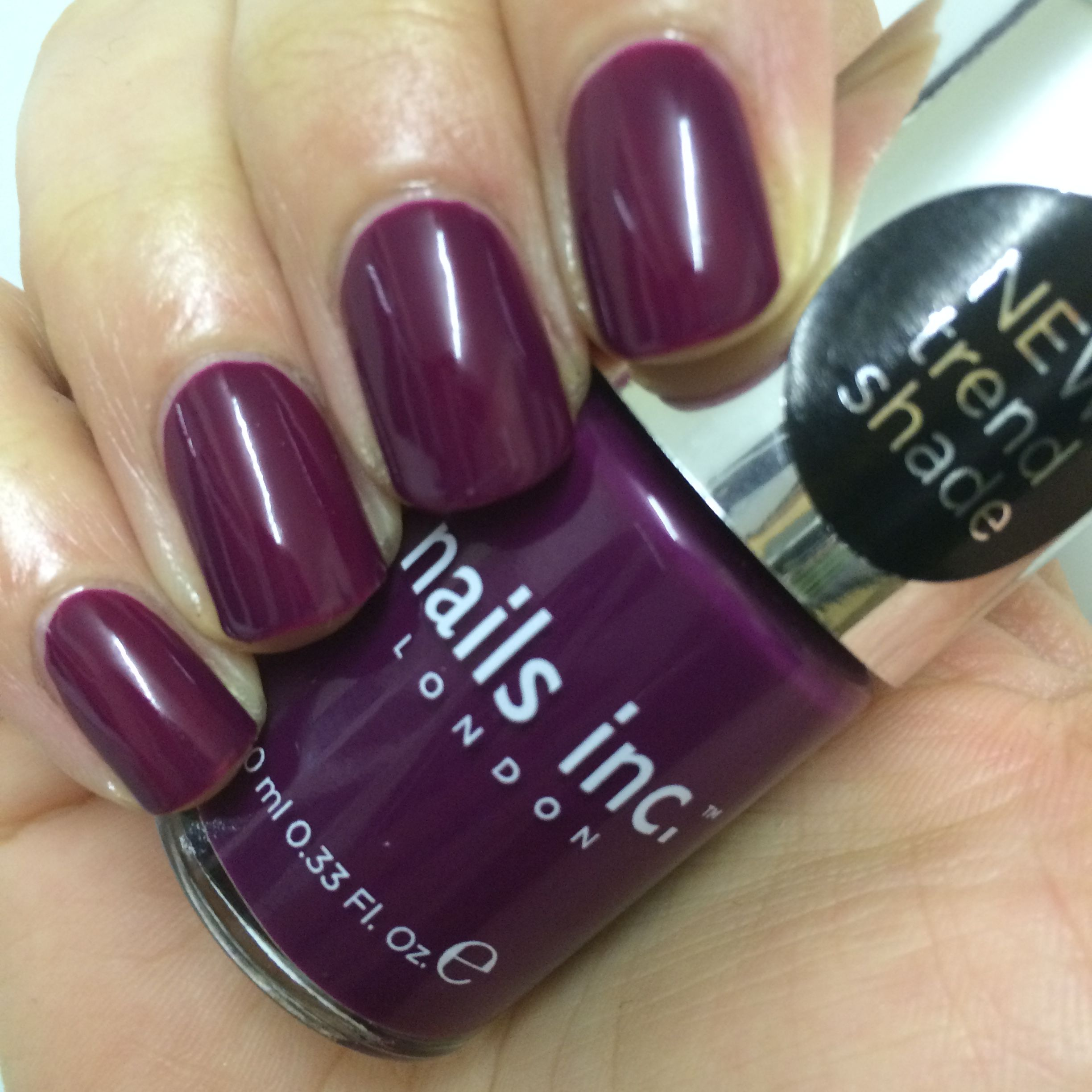 Nails inc gel nail colors and gel nail polish on pinterest - Manicure Mails Inc St Martin S Lane