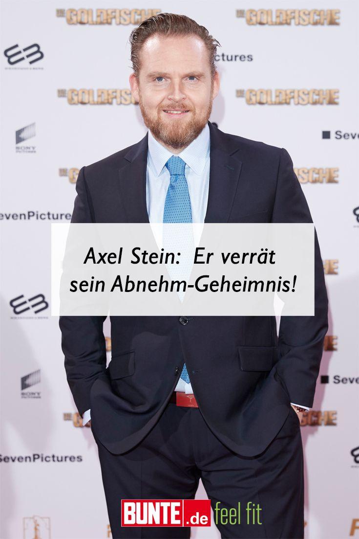 Axel Stein Er Verrat Sein Abnehm Geheimnis Geheimnis Stars Ungeschminkt Sport Fitness