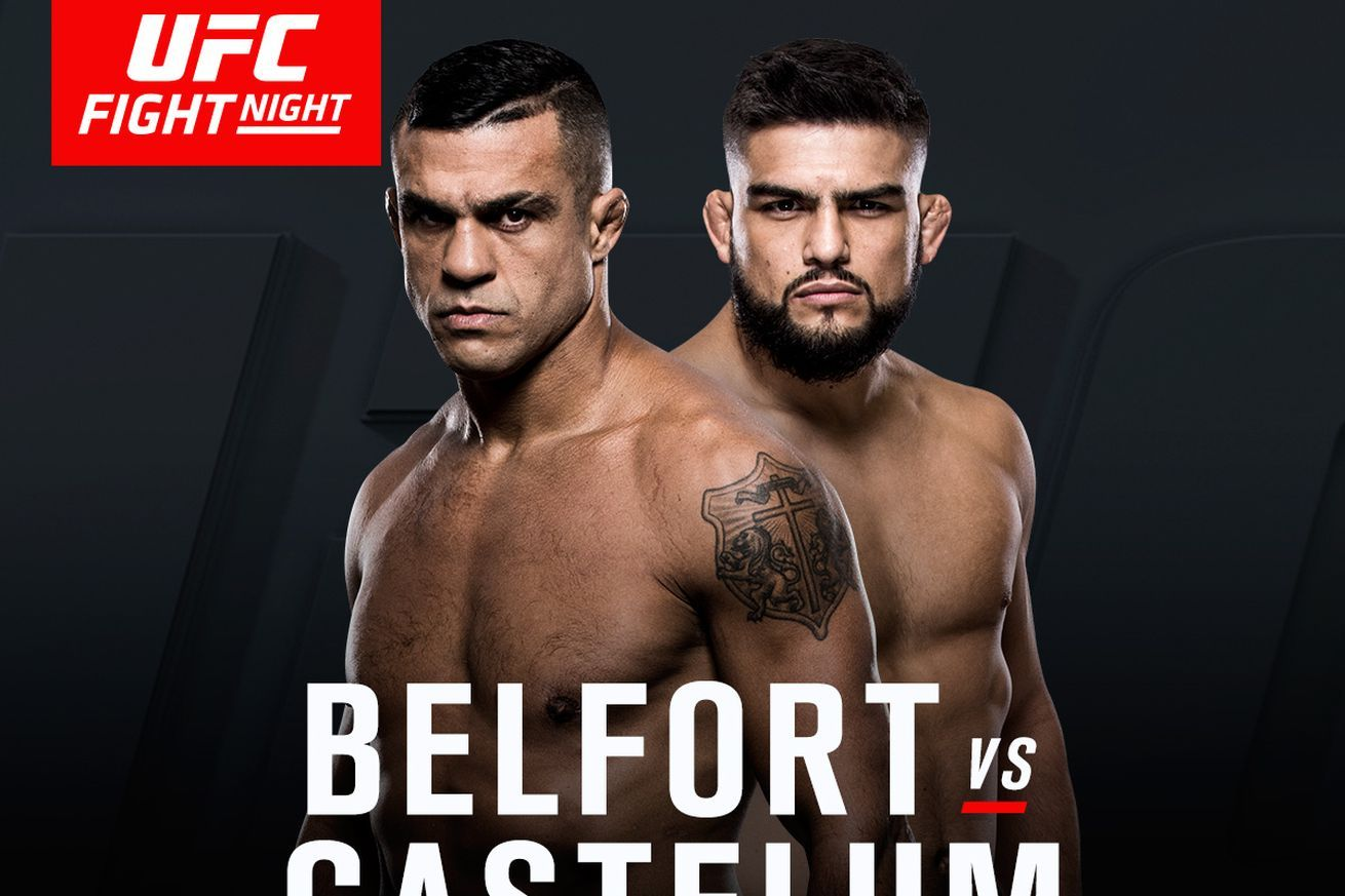 Ufc Fight Night 106 Weigh In Results Ufc Fight Night Ufc Vitor Belfort